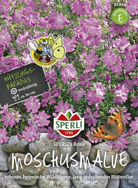 SPERLI Moschusmalve 'SPERLI's Rosa'