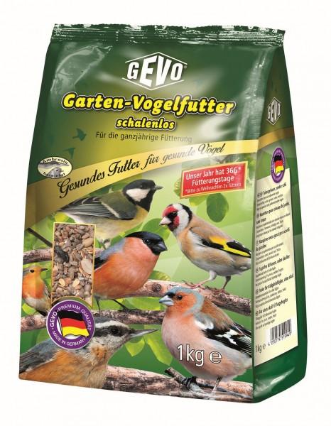 GEVO Gartenvogelfutter schalenlos