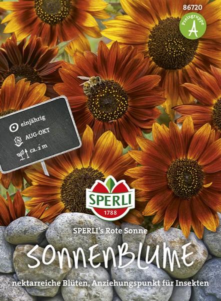 SPERLI Sonnenblume 'SPERLI´s Rote Sonne'