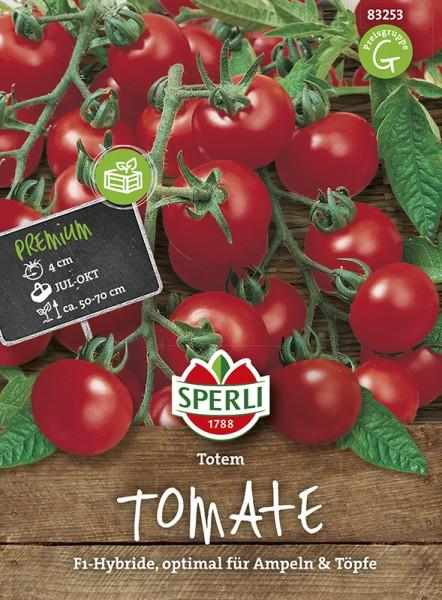 SPERLI Tomate (Cherry-Tomate) 'Totem F1'
