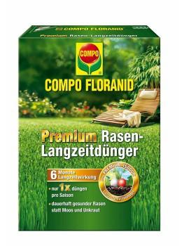 COMPO FLORANID® Perfektion Rasen-Langzeitdünger - 2,5 kg