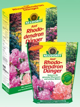 Azet RhododendronDünger