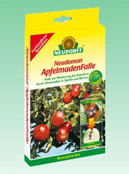 Neudomon ApfelmadenFalle (1 Set)