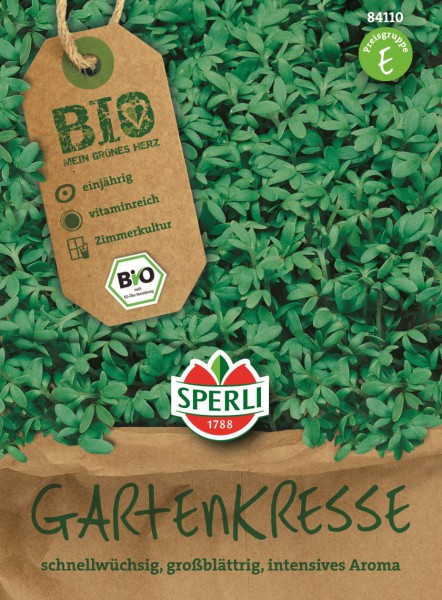 SPERLI Kresse BIO - 1 Portion