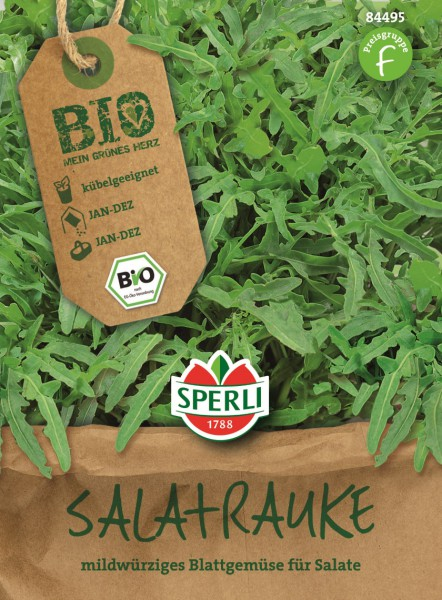 SPERLI Salatrauke BIO - 1 Portion