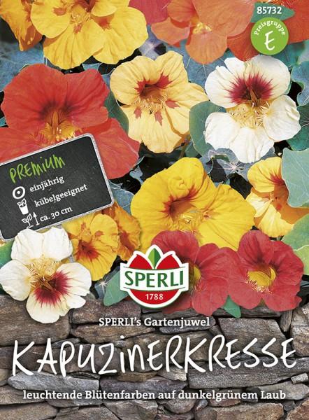 SPERLI Kapuzinerkresse 'Sperli´s Gartenjuwel'