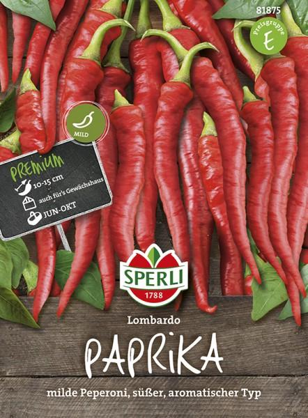 SPERLI Paprika 'Lombardo'