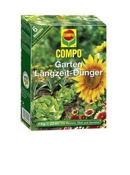 COMPO Garten Langzeit-Dünger - 850g