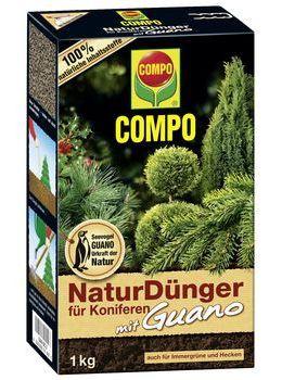 COMPO BioGehölz-Langzeit-Dünger mit Schafwolle 750g