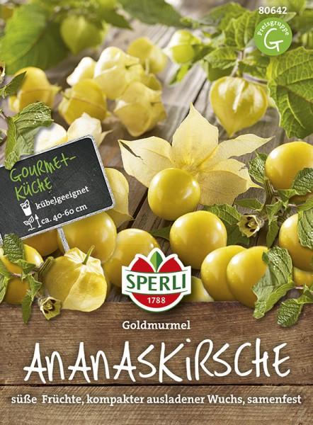 SPERLI Ananaskirsche 'Goldmurmel'